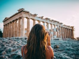 attraction in greece