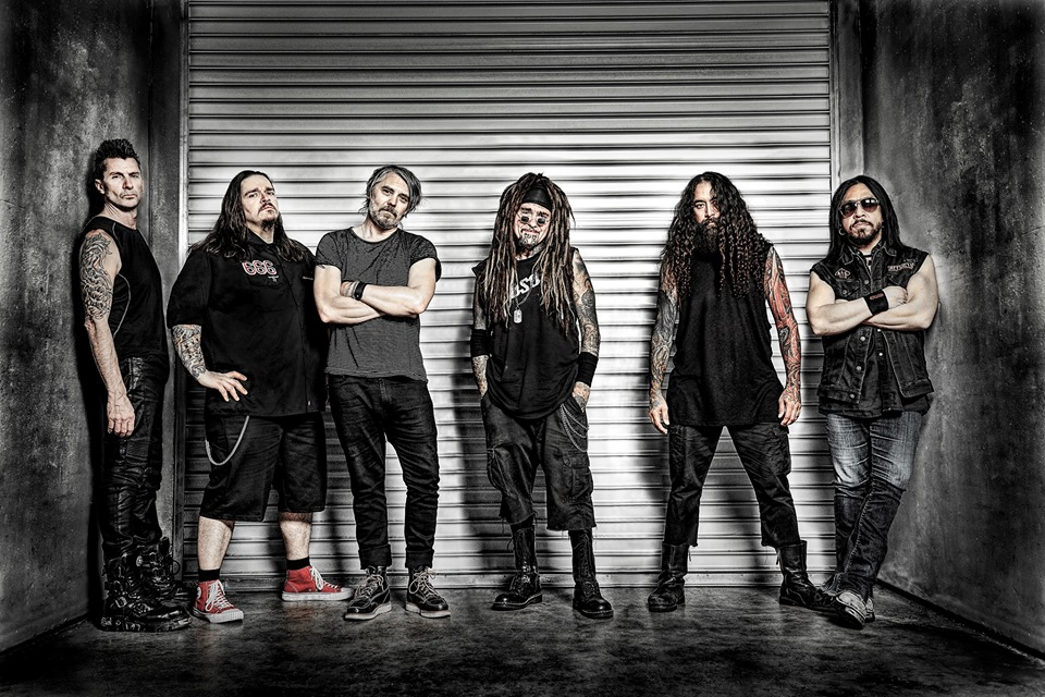 ministry band