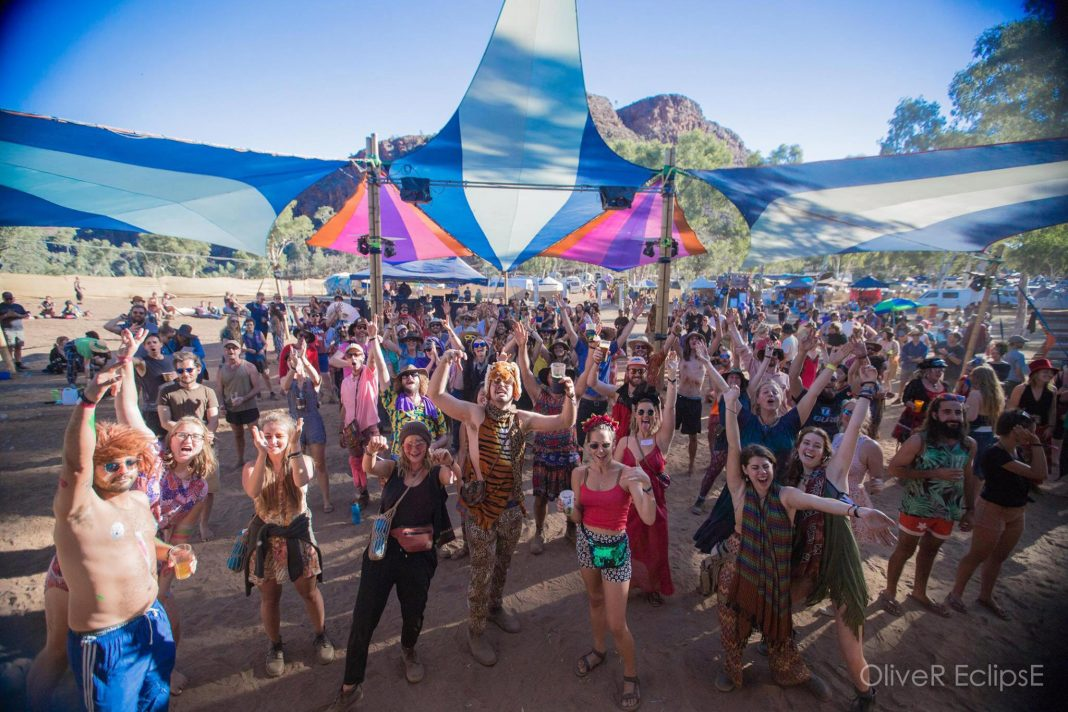 Wide Open Space Festival May 2020