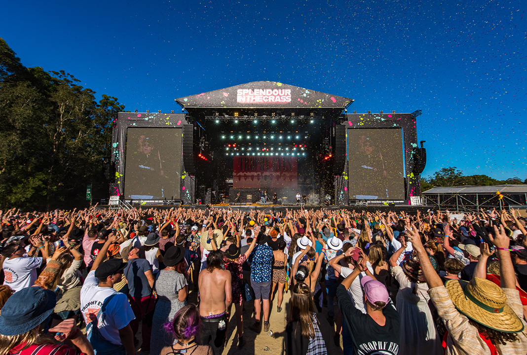 Splendour in the Grass Festival 2020