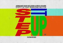 ARMAND VAN HELDEN & RIVA STARR JOIN FORCES ON NEW SINGLE 'STEP IT UP'