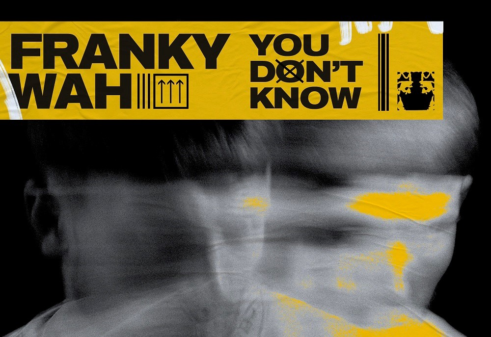 FRANKY WAH RETURNS WITH ANTHEMIC