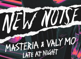 MASTERIA & Valy Mo Arrive on New Noise with Laser-Focused