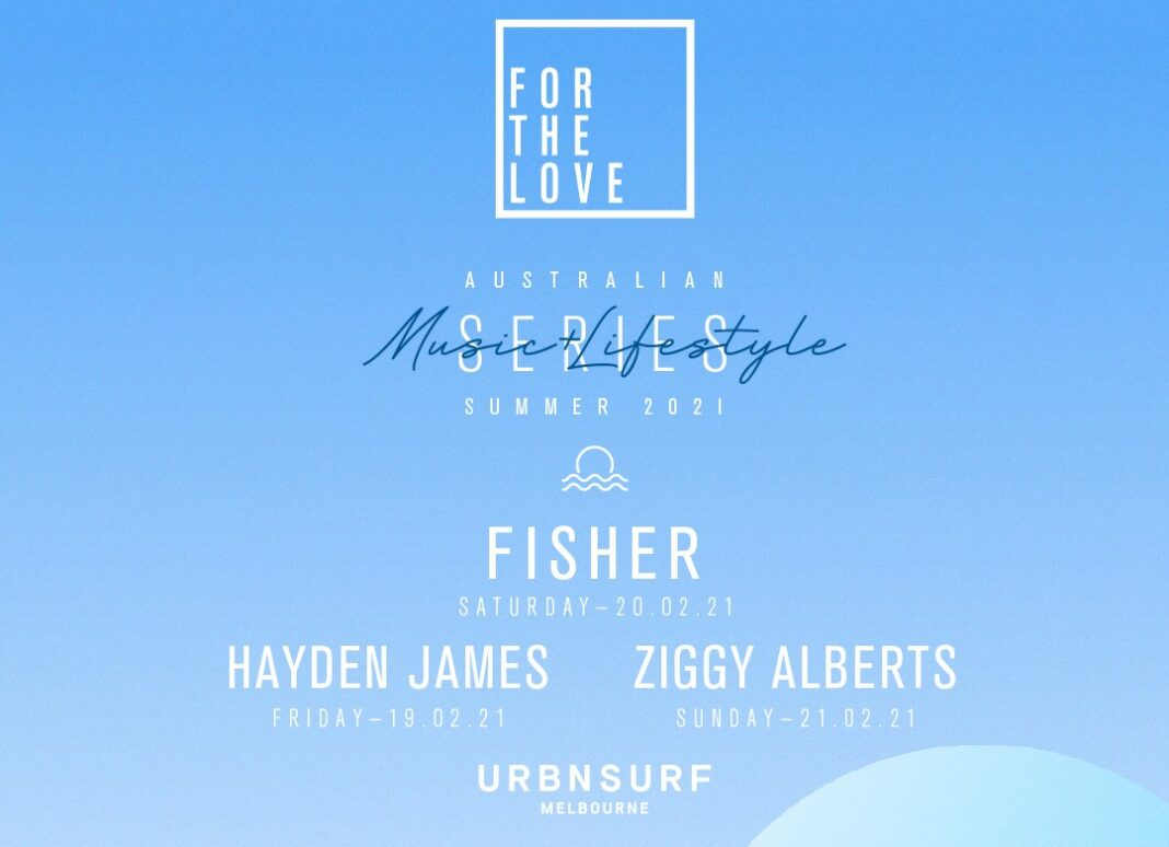 URBNSURF & For The Love Announce World