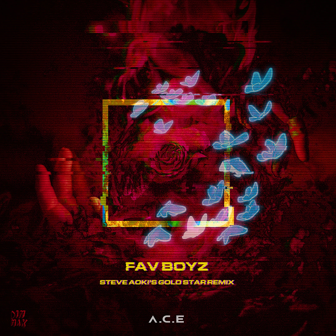 "Steve Aoki Joins K-Pop ""Fav Boyz"" A.C.E on ""Gold Star Remix"""