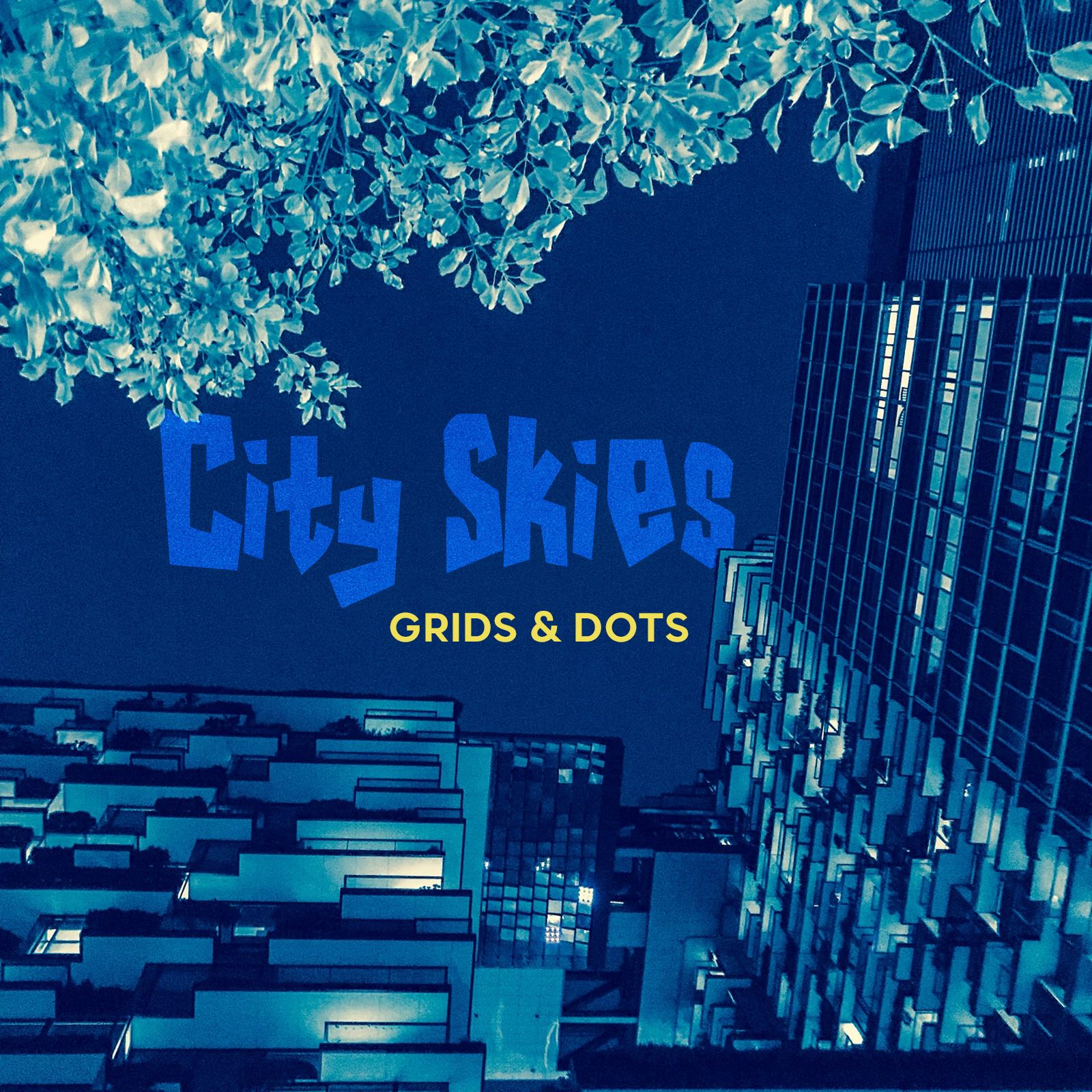 GRIDS & DOTS New EP