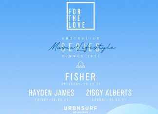 FLIGHT FACILITIES AND MALLRAT TO JOIN URBNSURF x FOR THE LOVE
