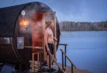 TAMPERE, THE ''SAUNA CAPITAL'' OF THE WORLD